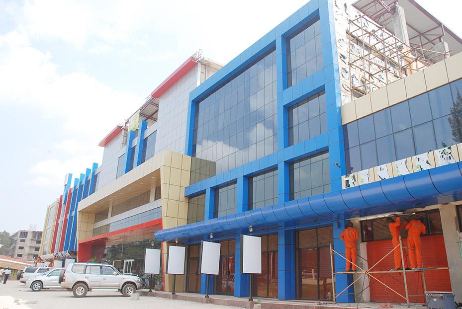 Aluminium Composite Panel Cladding Prayosha Enterprise Ltd