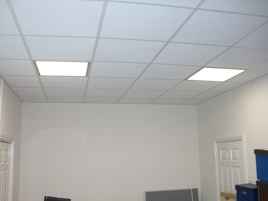 Suspended Ceiling Prayosha Enterprise Ltd
